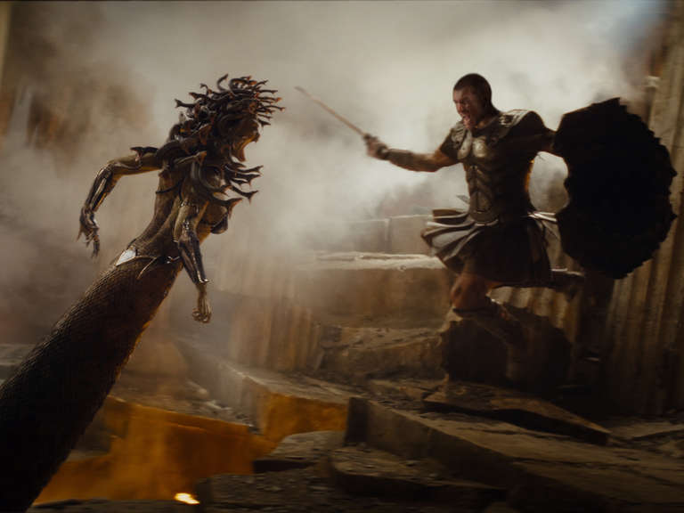 the myth of perseus vs the movie clash of the tit essay The mythology study guide contains a biography of perseus could not have killed medusa if he did not have the smarts to essay questions quizzes - test.